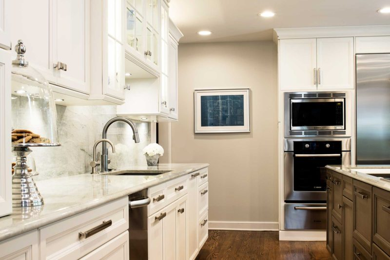 Cook, Eat, Watch 11 beautiful and functional kitchen with cleanup kitchen sink and double ovens