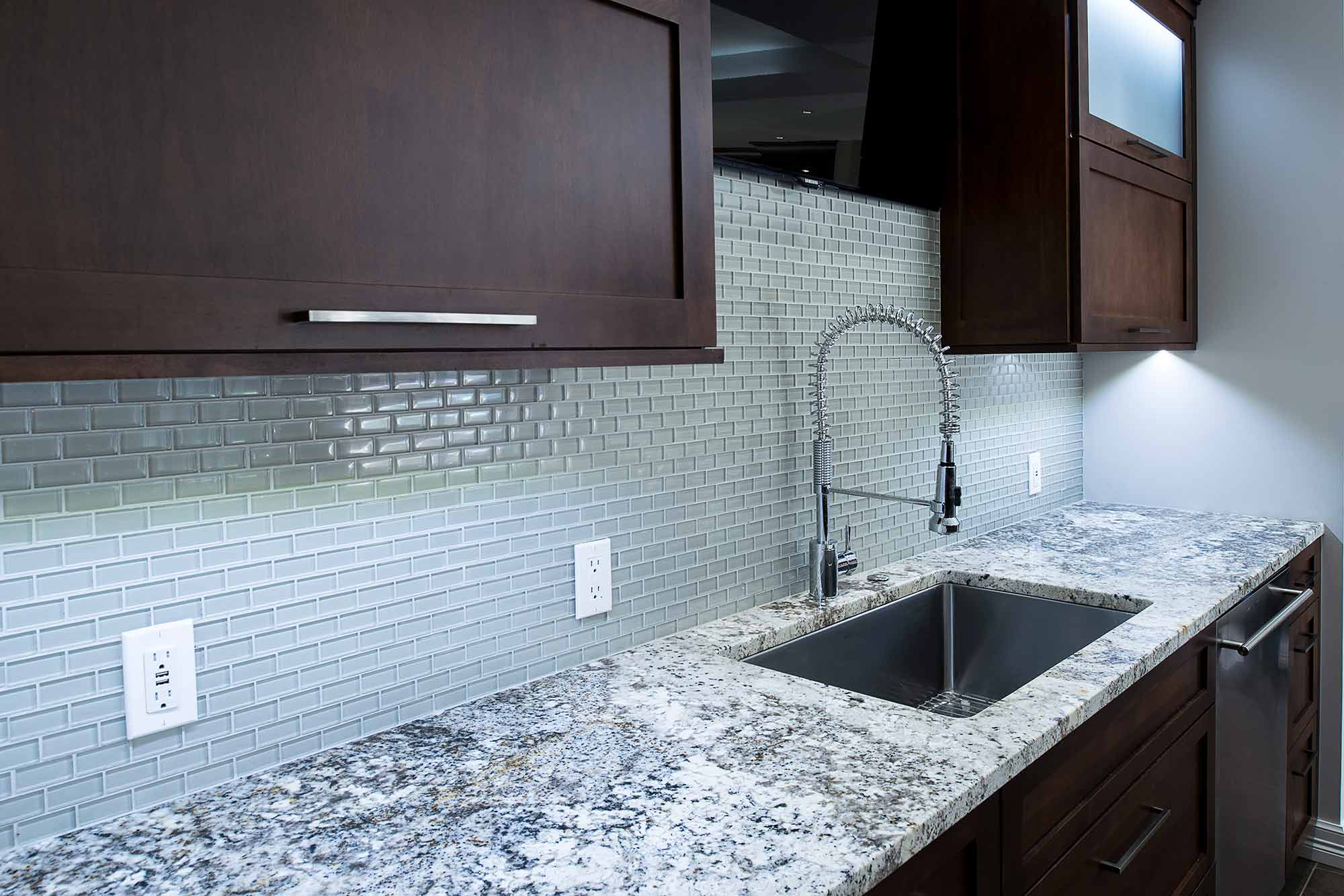 dark industrial | tulsa kitchen design | kitchen ideas