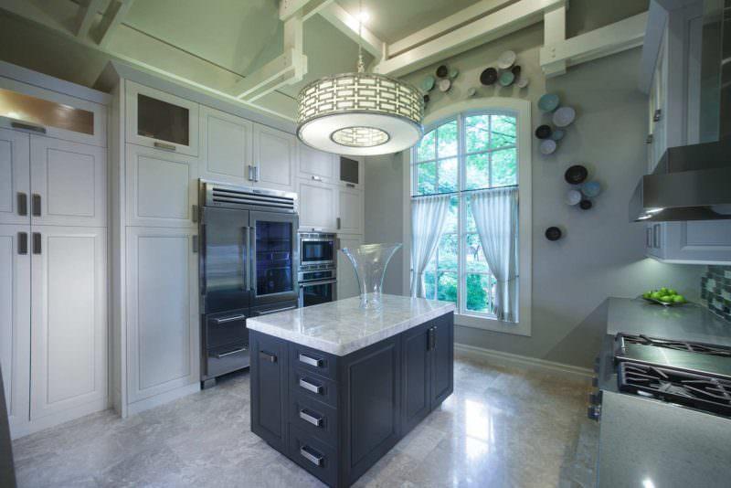Leaves You Jonesin 4 contemporary stylish kitchen