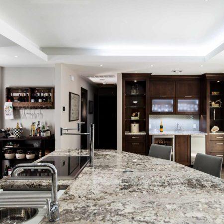 Dark Industrial 5 Handsome and rich kitchen