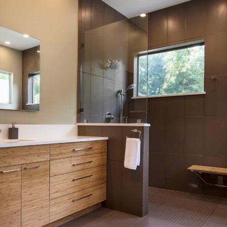 Beyond the Kitchen 5 modern bathroom