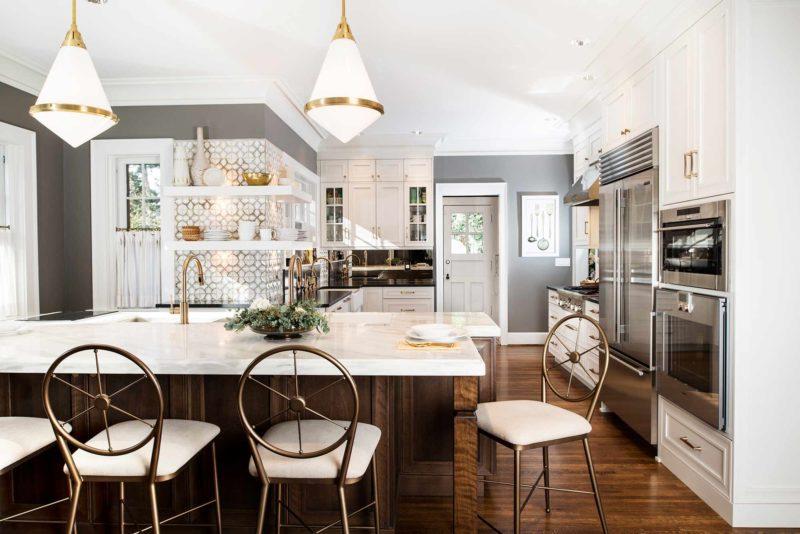 Historically Classy 1 beautiful kitchen