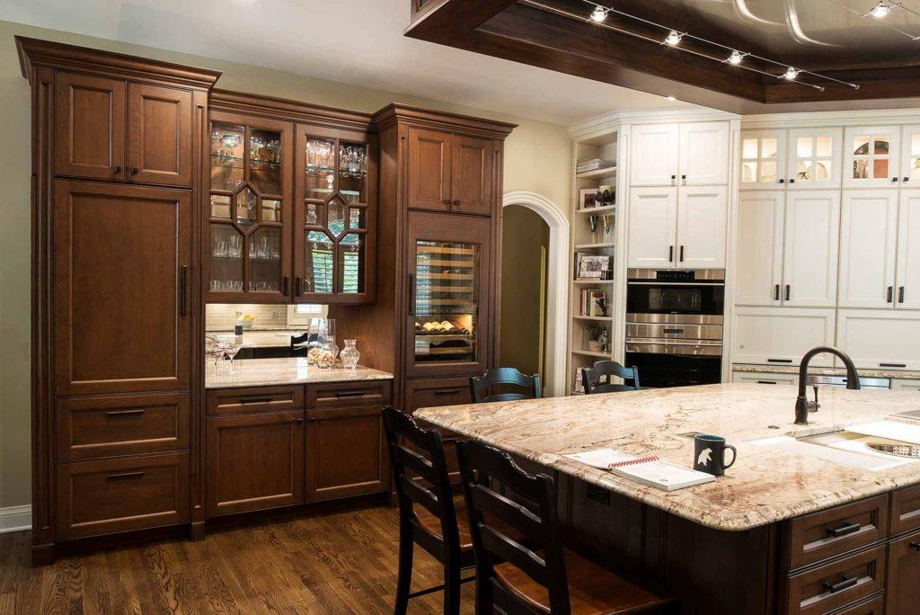 Marble & Wood 11 old world kitchen