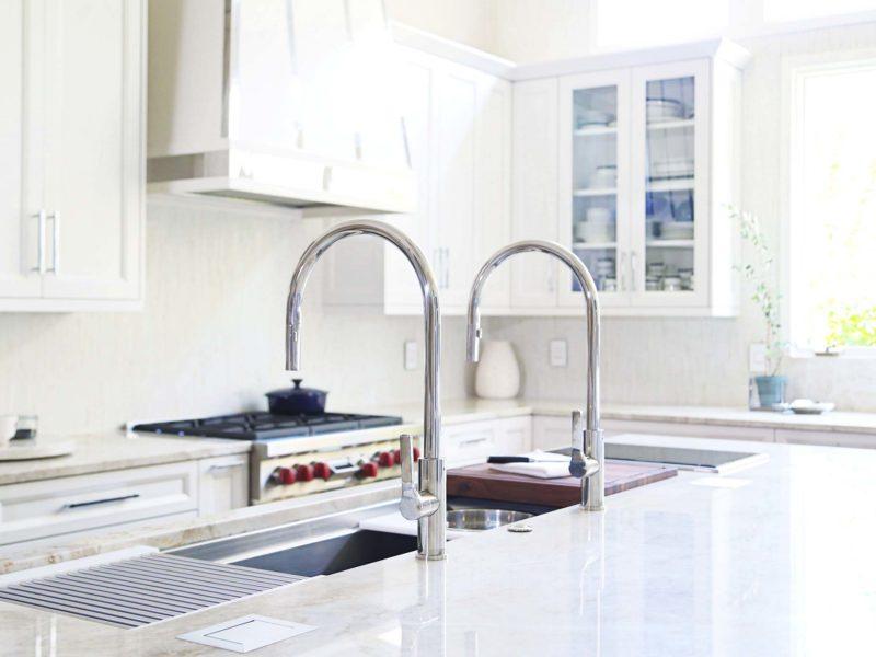 Kitchen design Tulsa kitchen remodel ideas Tulsa kitchen design with Galley Workstation large stainless steel kitchen sink
