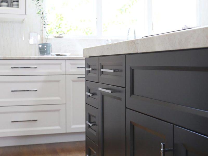 Kitchen remodeling ideas south Tulsa modern kitchen remodel kitchen cabinet ideas brown cabinet base island storage