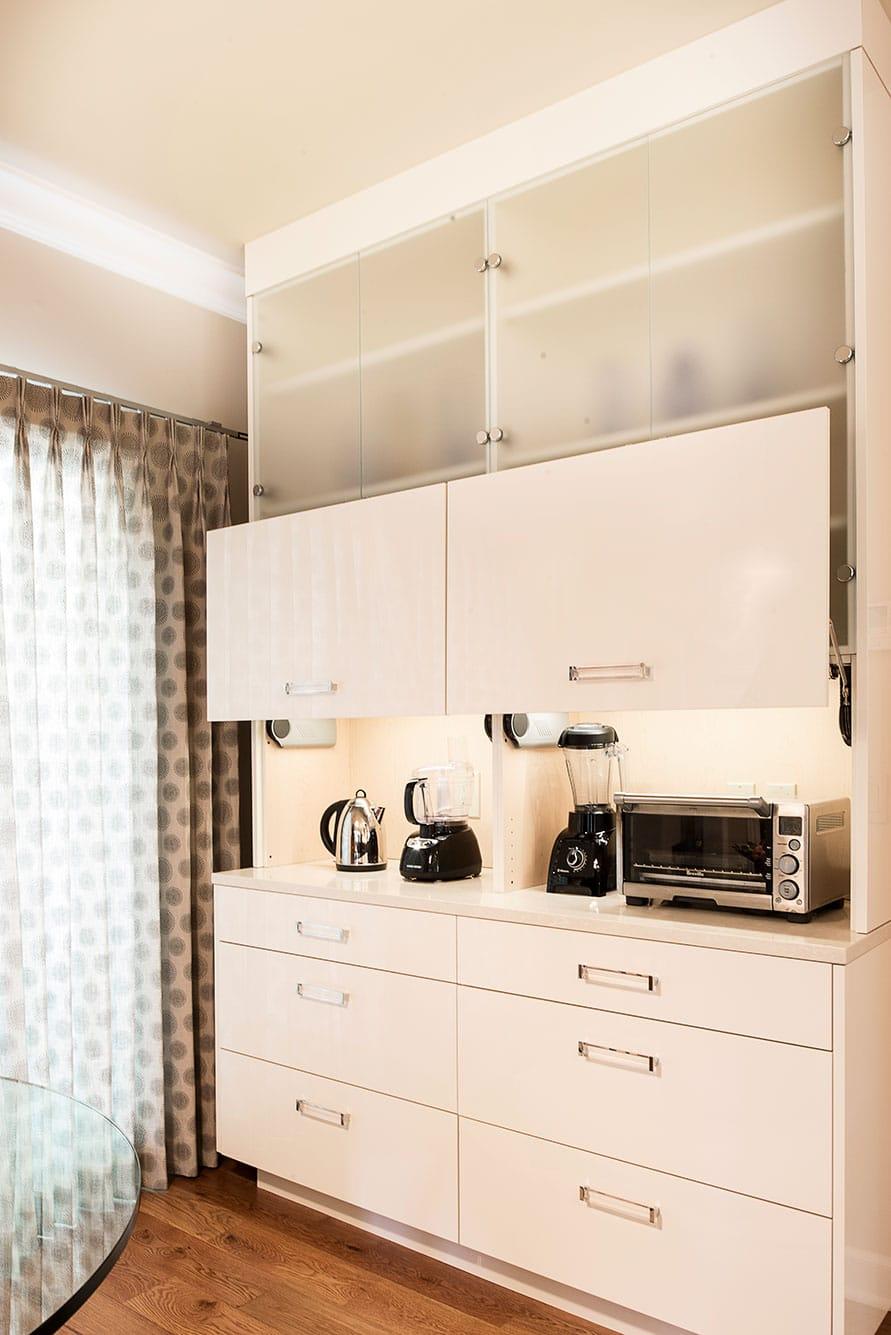 Chrome and Cream | Kitchen Ideas | Tulsa OK