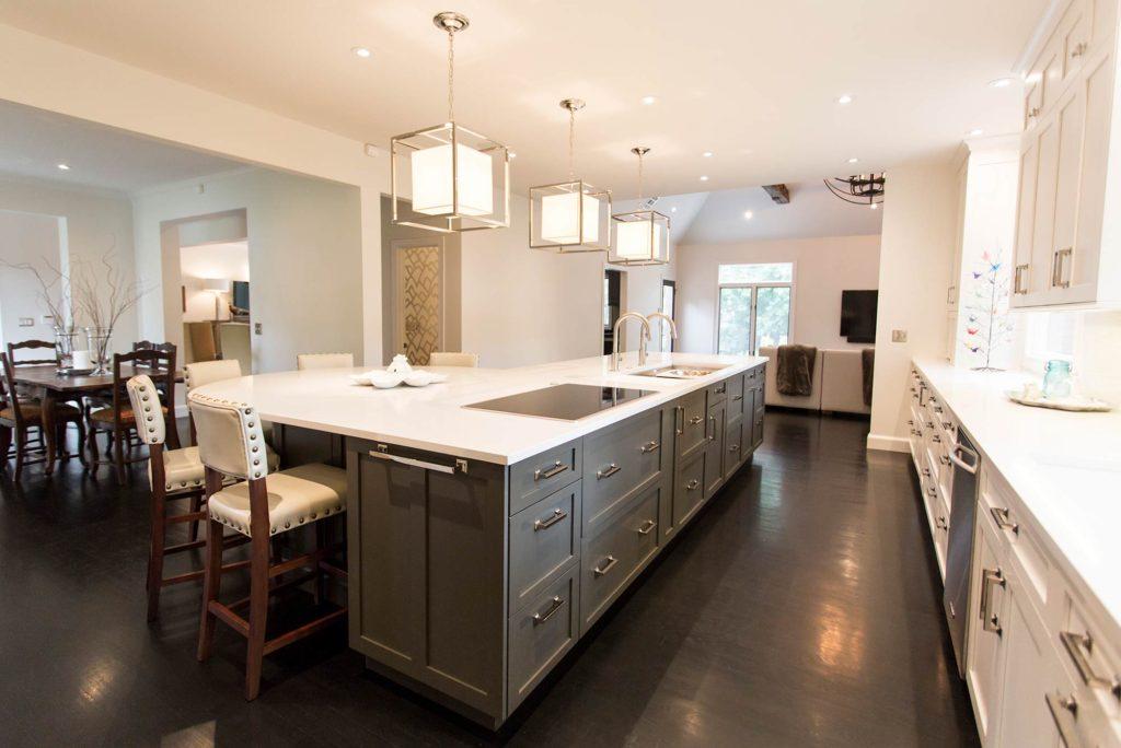 White Done Right 1 elegant open kitchen