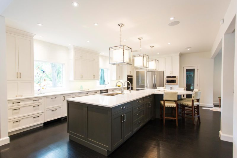 White Done Right 6 elegant open kitchen